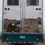 Double Rear Doors