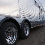 Aluminium Rims and Tires