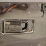 Stainless Steel Flush Mount Door Locks