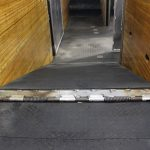 Spring Assisted Ramp with Tread Rubber