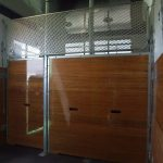 Stall Partitions