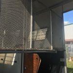 Aluminium Box Stall Screens