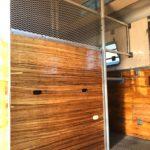 Box Stall Set Up