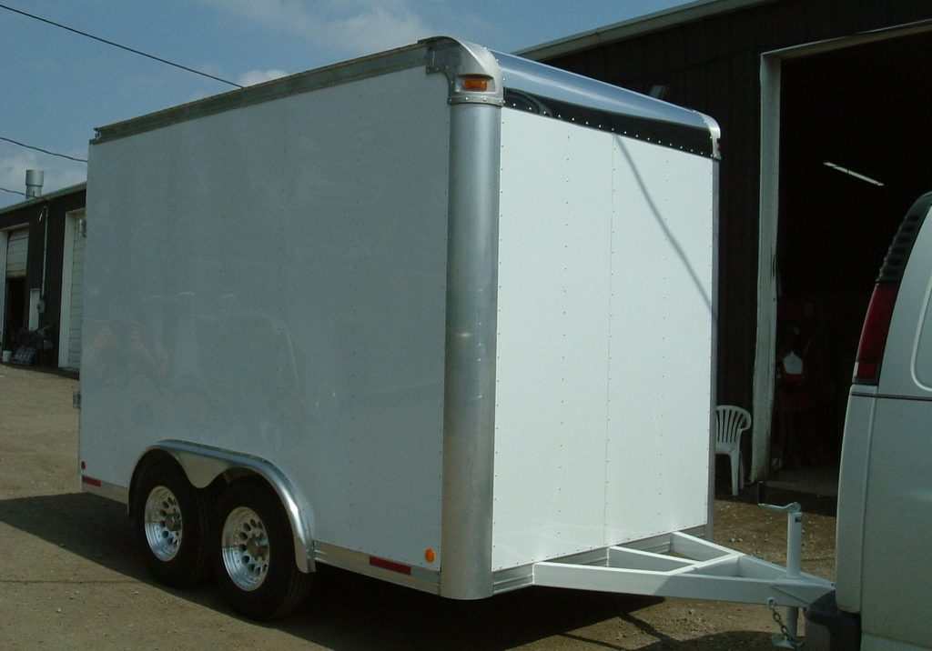 Utility Trailers For Sale Ontario >> Doyle Manufacturing - Custom Built Horse Trailers and Vans ...
